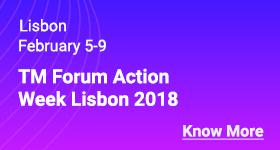 TM Forum Action Week Lisbon 2018