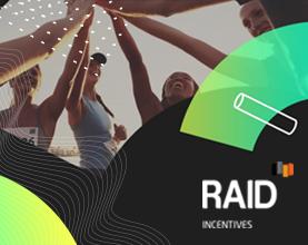 RAID Incentives