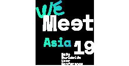 WeMeet Asia 2019 logo